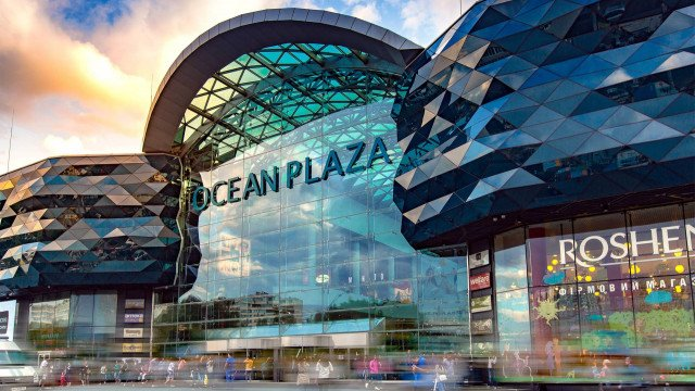 Building CSS of Ocean Plaza Mall